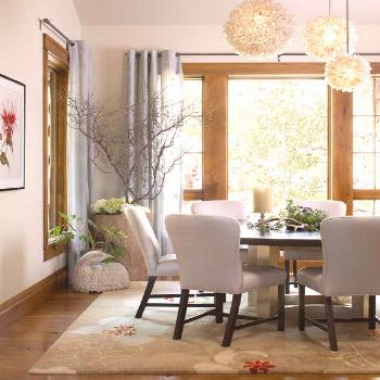 17 charming ideas to decorate your home with tree branches     17 charming ideas to decorate your h
