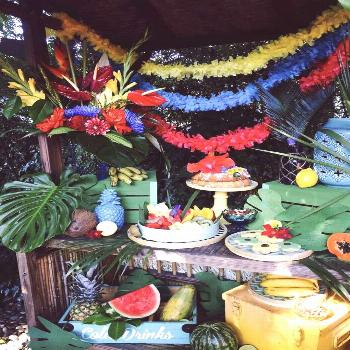 Amazing Rio Olympics summer party! See more party planning ideas at !