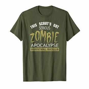Awesome Scouting Boys and Girls T-Shirt, Gift for Scout