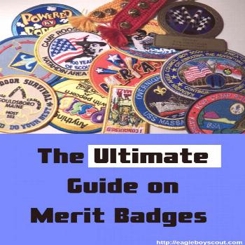 The Ultimate Guide on Merit Badges When Cebastian started to work on his first merit badge, I had n
