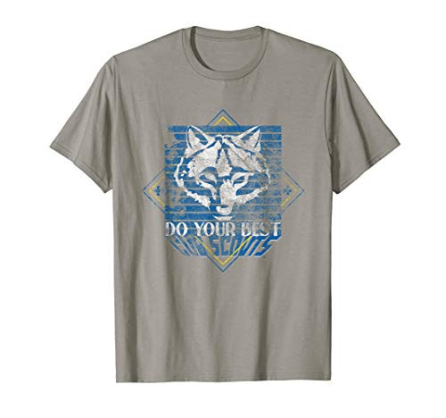 Officially Licensed Cub Scouting (Do Your Best) T-Shirt