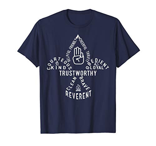 Scouting Law   Scouting Outdoor T-Shirt